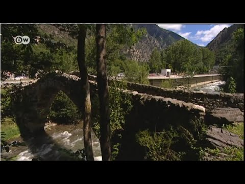The Principality of Andorra | Euromaxx - Europe's Microstates