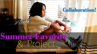 Summer Fav & Summer Project Collab | De-clutter & Repurpose