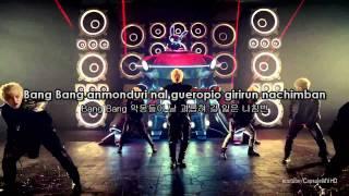 B.A.P. - Warrior Karaoke