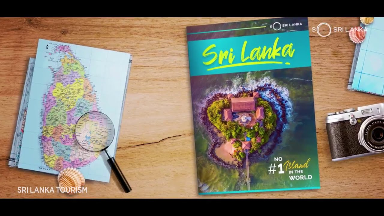 Sri Lanka Tourism Advert Features Aarunya!
