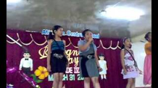 Recognition Day-Grade IV SPED FL-ACS-Tagumpay Nating Lahat (DUETs)