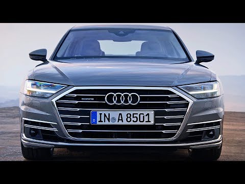 Audi A8 (2018) Ready to fight S-Class