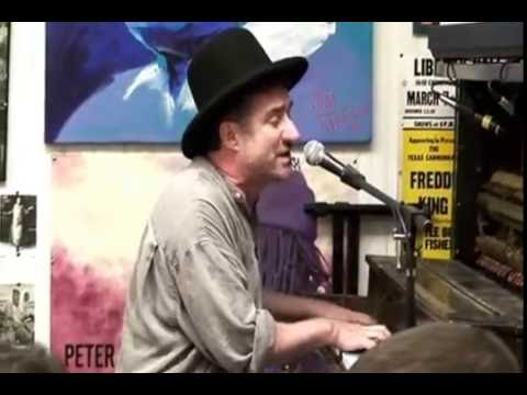 JON CLEARY @ Louisiana Music Factory JazzFest 2007
