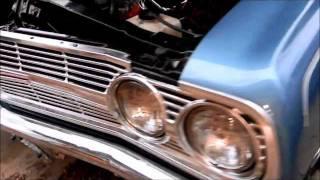 1965 Chevelle 496  walk around