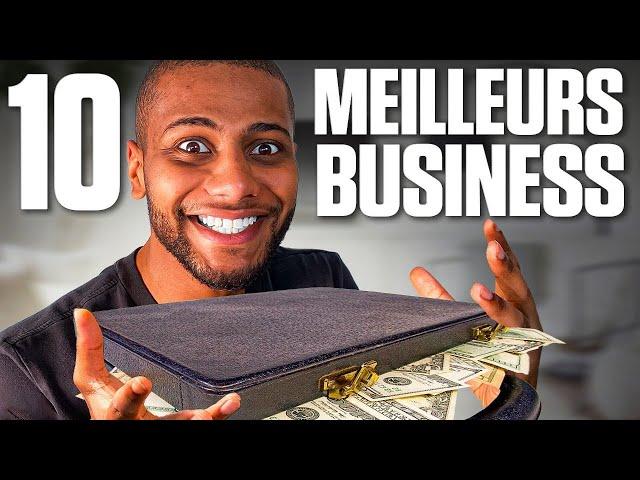TOP 10: Les Meilleurs Business à Lancer en 2020 (Sans gros capital)