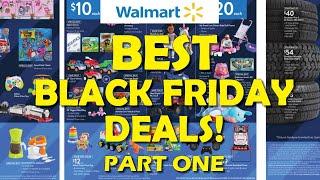 🤯 BEST Walmart Bląck Friday Deals! - Part One (2020)