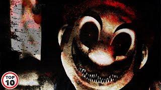 Top 10 Scary Mario Creepypastas