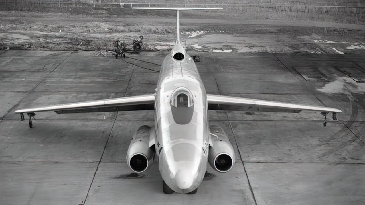 The Best American Plane to Never Fight - XB-51