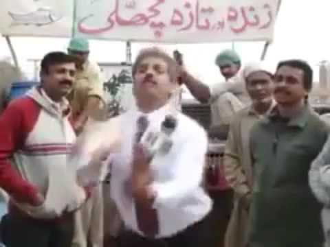 爆笑   面白   面白いパキスタンの記者はコンパイル2016失敗します