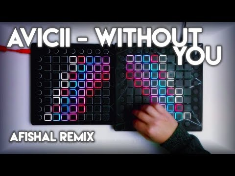 Avicii - Without You //Dual  Launchpad Cover/Remix