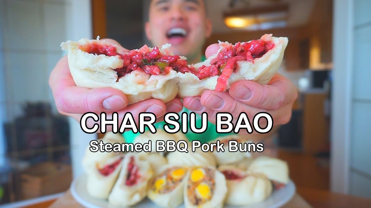how to make steamed buns youtube