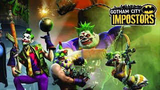 [PC] Gotham City Impostors - Gameplay n°2