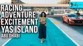 Experience Adventure Like Nowhere Else At Yas Island Abu Dhabi | Curly Tales thumbnail