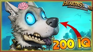Hearthstone - 200 IQ WTF Moments - Daily Funny Rng Moments