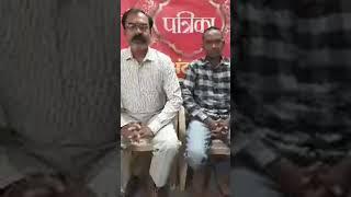 Gambar cover Balram puri goshwami ji or patrika news se live