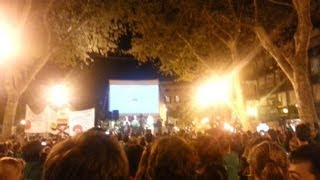 29/9/13 manifestación contra el TIL【Jose Ramón Bauzà 】【PALMA DE MALLORCA 、Balearic Islands】(*・ω・*)