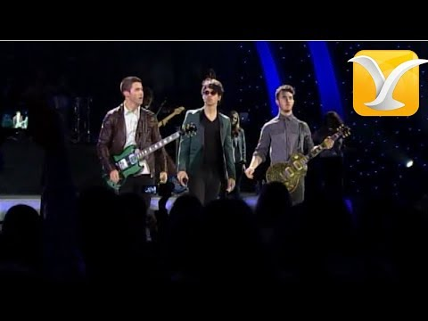 Jonas Brothers  Paranoid  Festival de Viña del Mar 2013