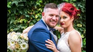 Tara & Dean - Kilhey Court Wedding Photography Slideshow