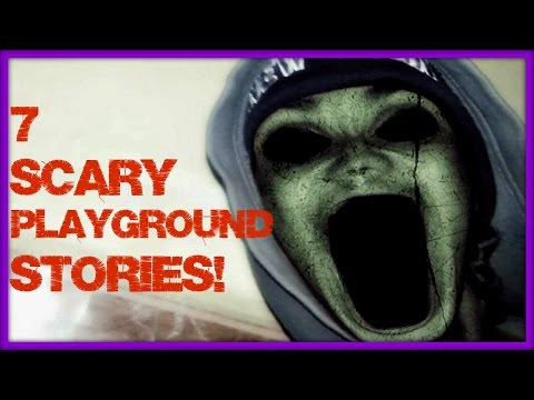 7 Chilling Playground stories! | True Scary encounters!