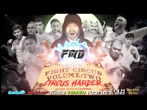 Full Replay of Fight Circus Vol. 2 - Circus Harder
