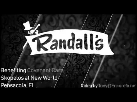 Likewise Dances in a Live Runway Show for Randalls Formal Wear