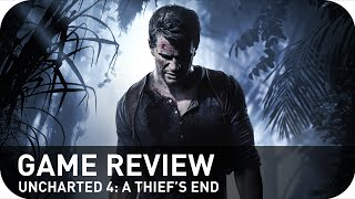 Uncharted 4: A Thief's End (PS4) – Game Review