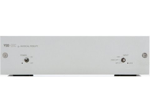 Musical Fidelity V90 DAC review