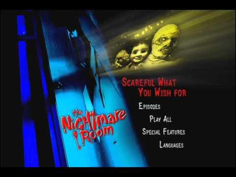 The Nightmare Room Vol. 1 DVD Main Menu - YouTube