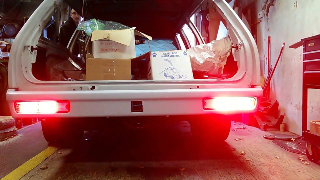 How To: Station Wagon and El Camino Digi-Tails LED Taillights