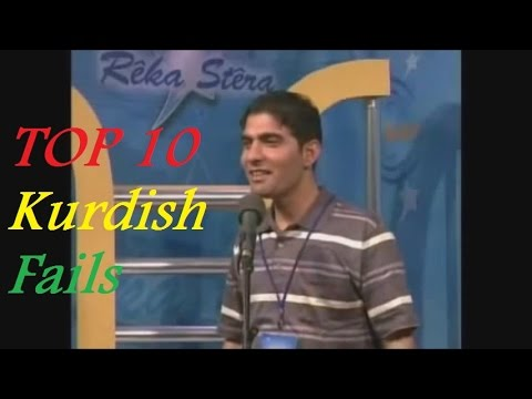 Top 10 Kurdish Fails ( Bloopers)