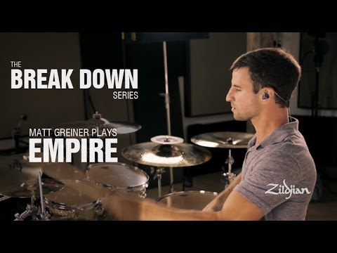 The Break Down Series - Matt Greiner plays...