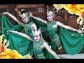 TARI MERAK (Peacock Dance) Kreasi Baru Jawa Tengah - Indonesian Dance [HD]