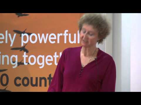 Women and power: Anne Dickson at TEDxWhitehallWomen