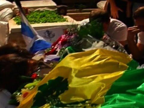 Israeli and Palestinian death tolls climb
