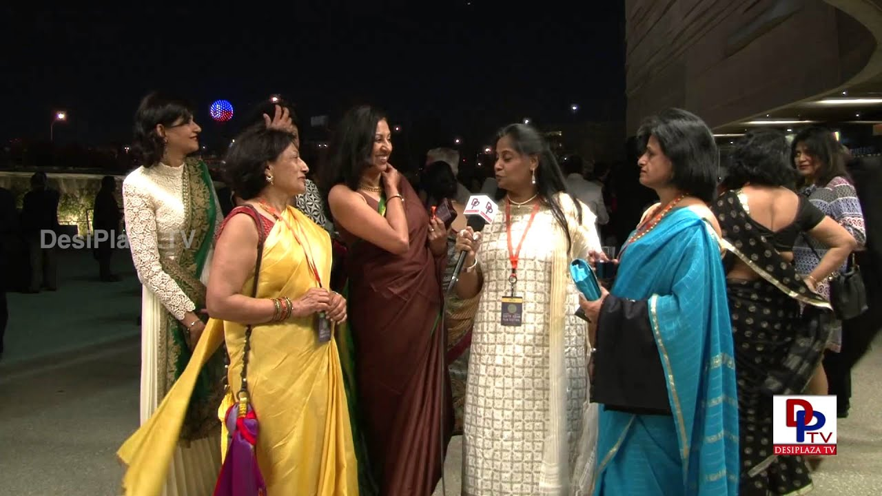 The moviegoers of South Asian Film Festival speaking to Desiplaza TV.
