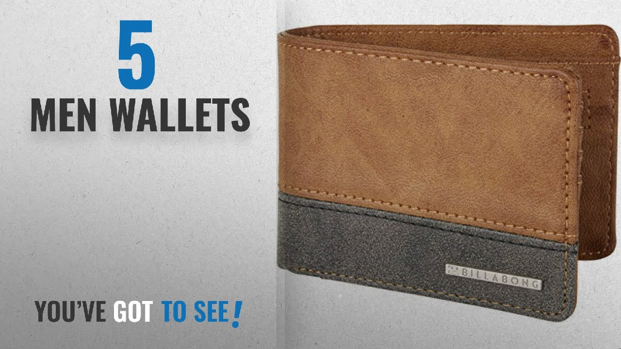 476a28fbcbb3 Billabong Wallets [ Winter 2018 ]: Billabong Young Men's Dimension Wallet  Accessory, -tan, ONE