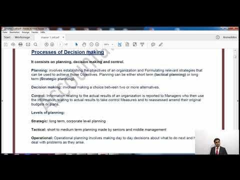 ACCA F2 | FIA FMA | Chapter 1 Intro to MA | AccountancyTube.com