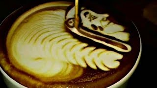 Video Amazing Cappuccino Latte Art 2018 The Most Satisfying Coffee Video download MP3, 3GP, MP4, WEBM, AVI, FLV Agustus 2018