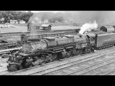 Union Pacific History