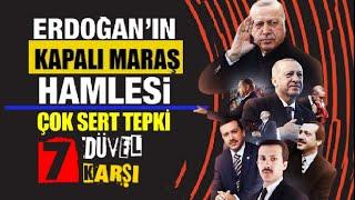 Erdoğan'ın Kapalı Maraş açıklamasına ABD, Yunanistan, İngiltere ve AB'den tepki: