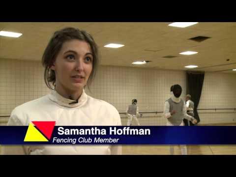 """College: Sports – """"Fencing Club"""" Campus News – MSU – Moorhead"""