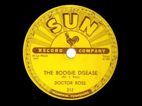 Doctor Ross - The Boogie Disease