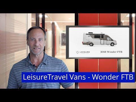 Leisure Travel Vans 2018 Wonder FTB