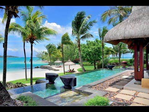 Secluded Beach Villas Shangri La S Le Touessrok Resort Spa