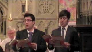 "The Crucifixion | Duet: ""So Thou liftest Thy divine petition"""