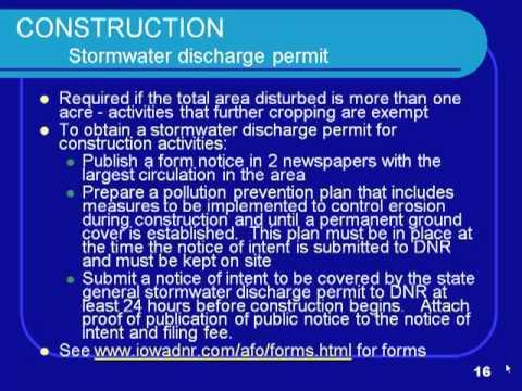 Eldon McAfee - Environmental Regulations  Nuisance Case Update