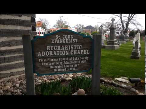 Eucharistic Adoration Chapel - St. John, Indiana