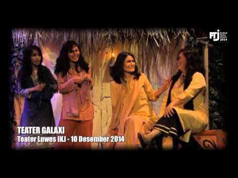 Festival Teater Jakarta 2014 | Peserta Teater Dari 5 Wilayah DKI Jakarta