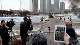 25 лет вывода Советских войск из Афганистана в Петербурге.(, 2014-02-18T09:44:52.000Z)