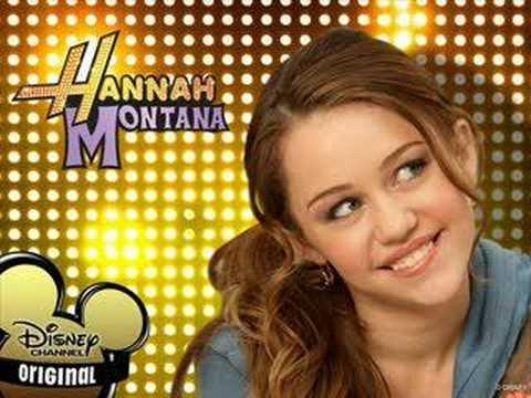 Hannah Montana - Rock Star (Male Version)